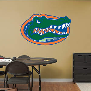 Florida Gators Logo Fathead Wall Decal